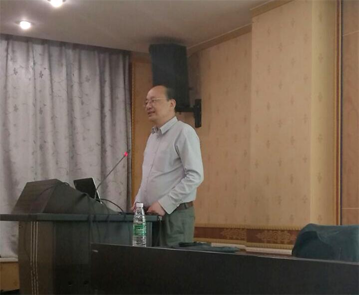 2016年4月27日李剑鸣教授在四川大学讲座(补发)