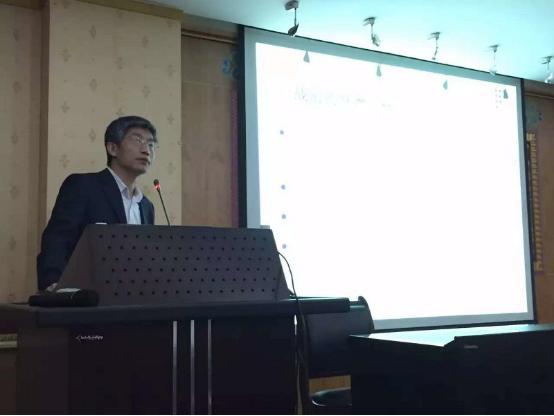 2016年4月28日王立新教授在四川大学讲座(补发)